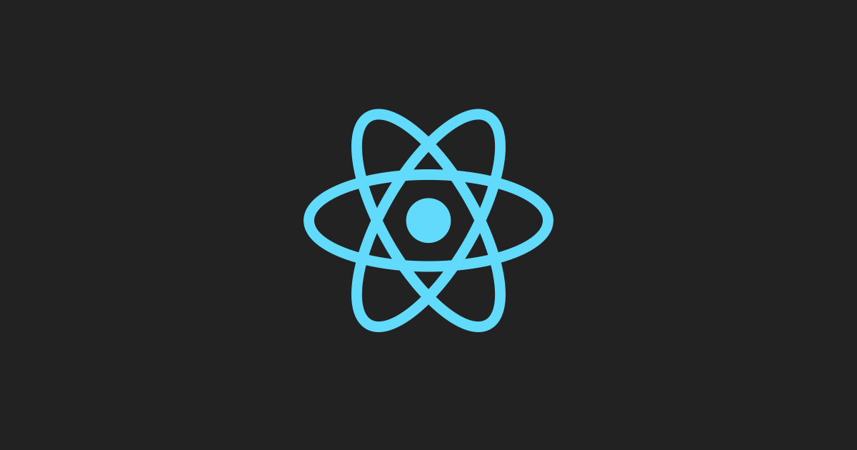 Hello World – React
